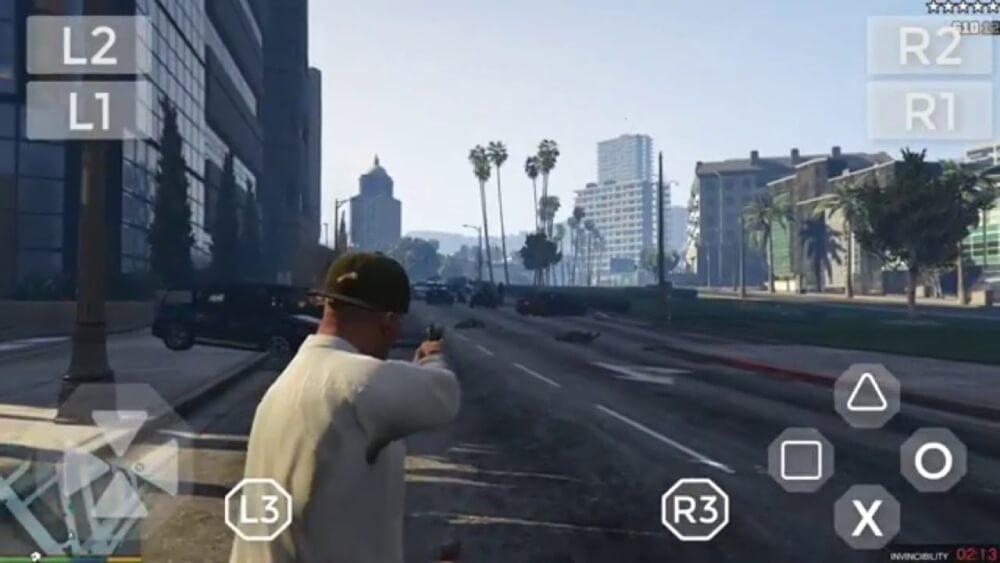 gta 5 apk هي لعبة او كما تعرف باسم جراند ثفت أوتو 5 وبالانجليزية Grand Theft Auto 5