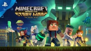 Minecraft: Story Mode 1